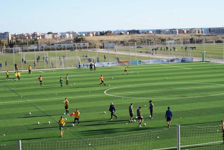 Complex Esportiu Futbol Salou