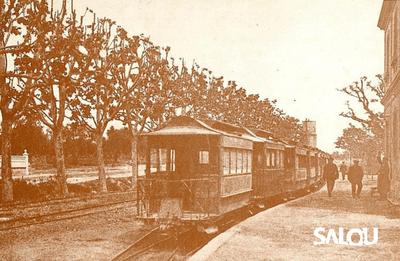 1865   1975 Antic Carrilet III