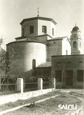 Església Santa Maria del Mar. Any 1766