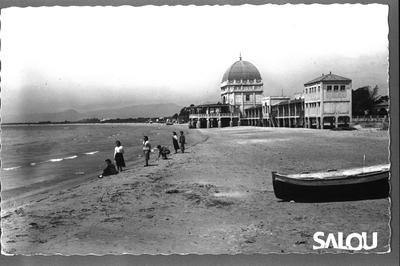Platja Ponent. Any 1950