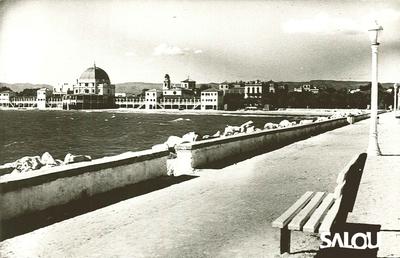 Port de Salou. Anys 60