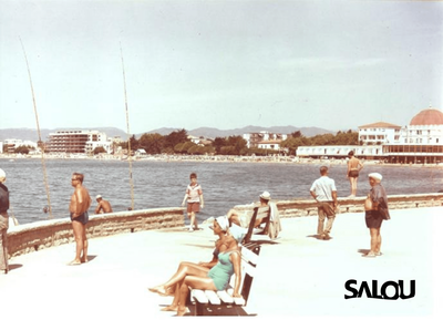 Port de Salou II. Any 1975