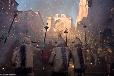 Das Fest Santa Tecla