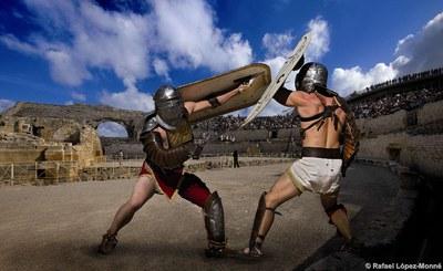 Römisches Amphitheater –Tarraco Viva