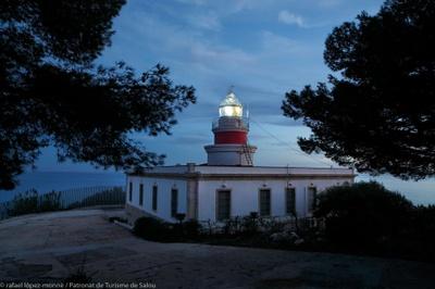 Der Leuchtturm von Salou