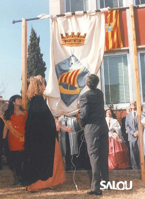 Separation of Salou. 30 October 1989. It was finally obtained on December, the same year.
