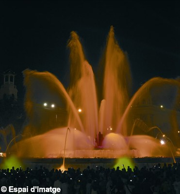 Montjuïc Magic Fountains