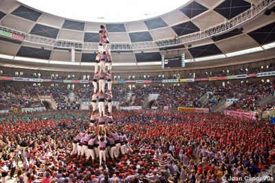 Human Towers Competition