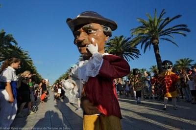 "Catalan Folk Characters: ""Els Nans"""