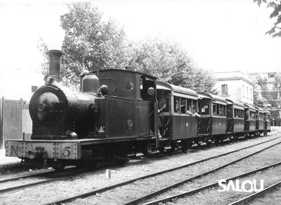 1865   1975 Antiguo Carrilet II