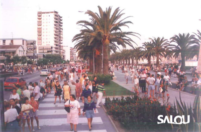 Fiesta Mayor de Salou Año 1990 II