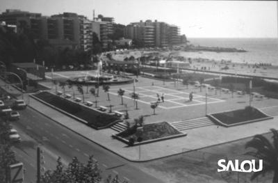 Fuente Luminosa. Año 1973