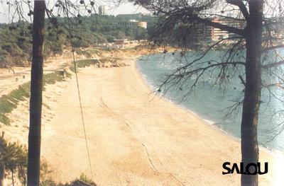 Playa Larga. Años 80