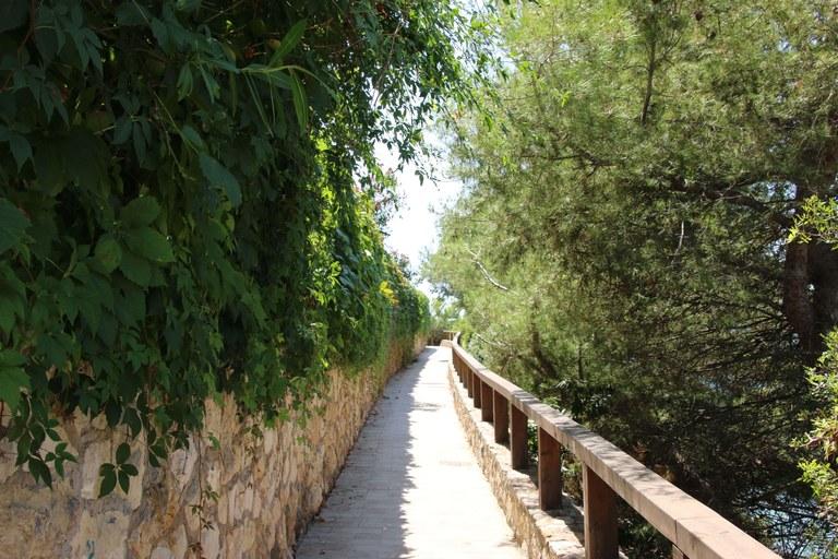 Camí de Ronda - Capellans