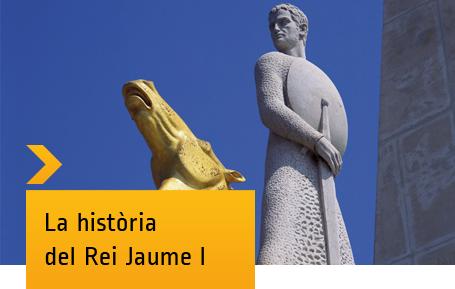 La història del Rei Jaume I