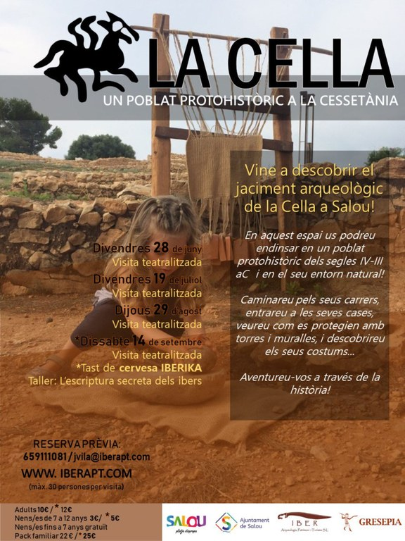 La Cella (estiu 2019)