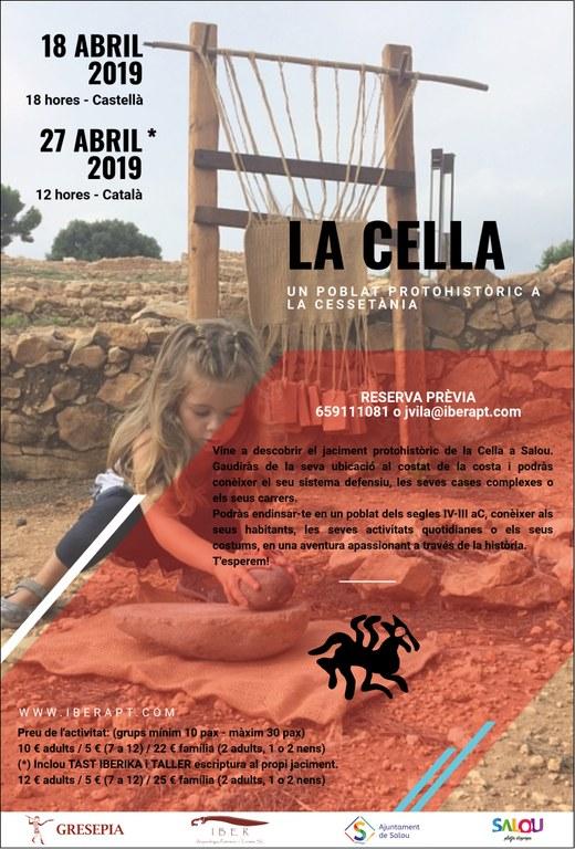 La Cella - Setmana Santa 2019 CAT