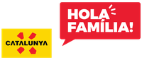 Logo Hola Família