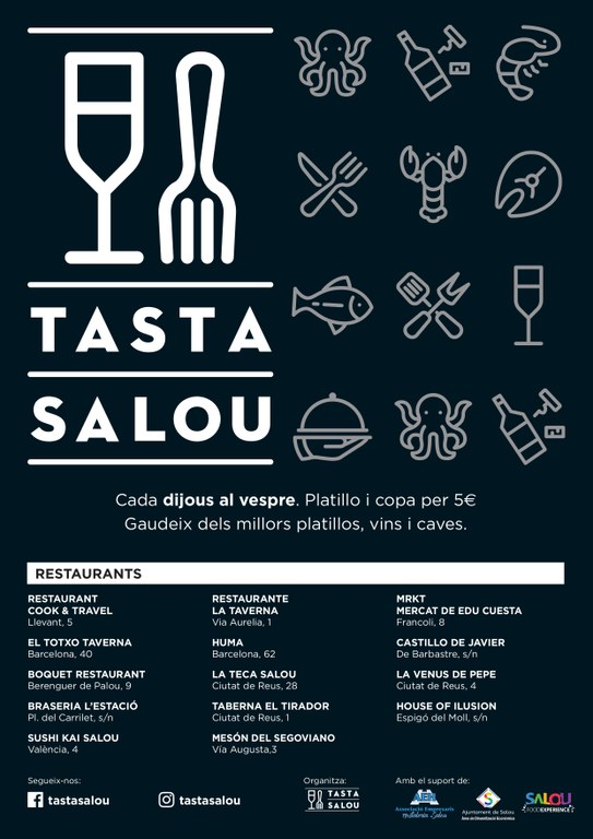 Tasta Salou final any