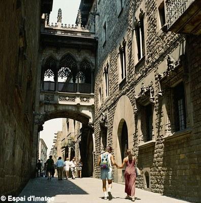 Rue del Bisbe