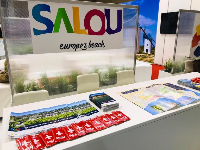 El Patronato de Turismo de Salou participa, del 8 al 10 de febrero, en la Feria Tourest de Tallin, Estonia