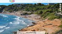 El Patronato de Turismo de Salou renueva la web para adaptarla al nuevo discurso visual, crecer en visitas y mejorar el posicionamiento