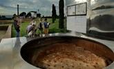 El Patronato de Turismo inicia las visitas guiadas a la villa romana de Barenys