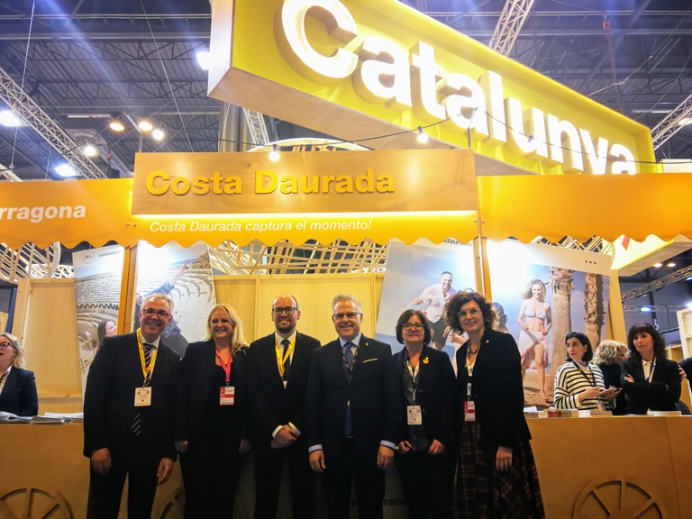 La Alianza Turística se promociona a FITUR
