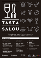 La ruta gastronómica Tasta Salou vuelve a partir del próximo jueves, 20 de mayo