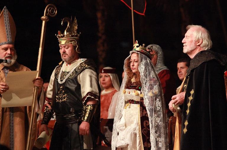 La XXIV Festa del Rei Jaume I de Salou vuelve, un año más, para recordar la gesta histórica del monarca que conquistó Mallorca
