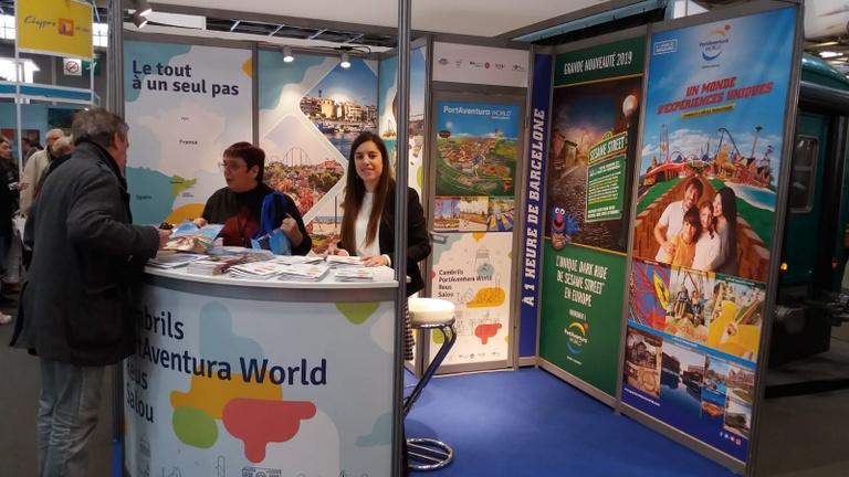 Salou, Cambrils, Reus y PortAventura se promocionan conjuntamente en el Salón Mundial de Turismo de París