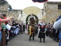 Salou propone un viaje en el tiempo con las Fiestas del Rey Jaime I