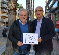 Salou recibirá el distintivo 'Sóc Smart' de la Generalitat de Catalunya