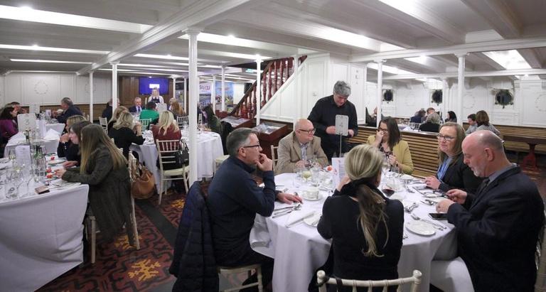 Salou se promociona en Belfast junto con PortAventura y Turespaña, y asiste a la Feria Holiday World Show