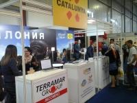 Salou se promociona en Kazajistán en la Feria Kift