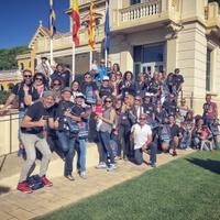 Unos sesenta instagramers participan en el primer instawalk del IgersMapSalou, del que destacan la gran cantidad de rincones fotogénicos