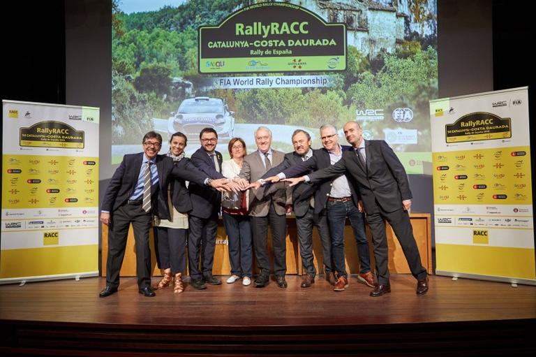54 RallyRACC: Importants novetats en l'únic ral·li mixt del mundial