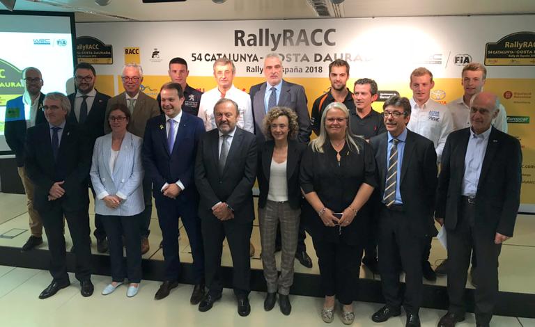 54 RallyRACC: Màxima emoció en una cursa plena de novetats