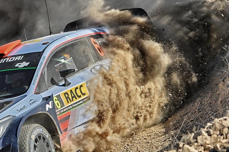 76 vehicles inscrits al 54è RallyRACC Catalunya - Costa Daurada