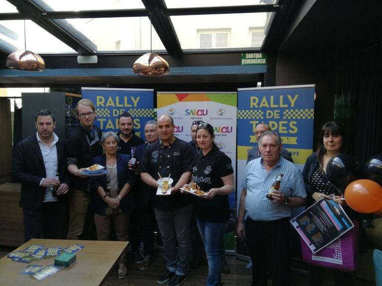 Aquest divendres Salou inicia una nova edició del Rally de Tapes coincidint amb el RallyRACC Catalunya - Costa Daurada