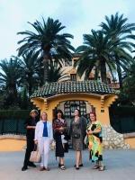 Cinc turoperadors de Geòrgia visiten Salou per conèixer l'oferta turística del municipi
