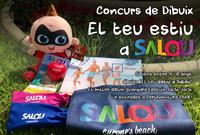 """El Patronat de Turisme de Salou convoca la 4a edició del concurs de dibuix """"El teu estiu a Salou"""""""