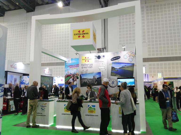 El Patronat de Turisme de Salou participa a la Fira IMTM que se celebra a Tel Aviv els dies 12 i 13 de febrer