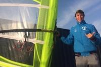 Guillem Segú es proclama Campió d'Espanya Absolut de la classe olímpica RS:X