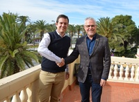 Marc Espasa, nou gerent del Patronat Municipal de Turisme de Salou
