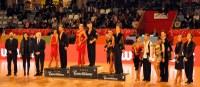 Música, ball, llum i el color omplen el Pavelló d'Esports de Salou amb e l XVI I I SPANISH OPEN SALOU