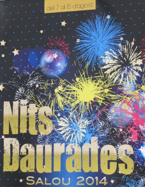 """Música, moda, màgia i focs artificials omplen les """"Nits Daurades"""" de Salou"""