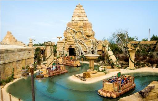 Angkor i Cirque du Soleil, les grans estrenes del 2014 de PortAventura