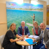 Salou assisteix a la World Travel Market de Londres i recull bones sensacions del mercat britànic, per a l'any vinent