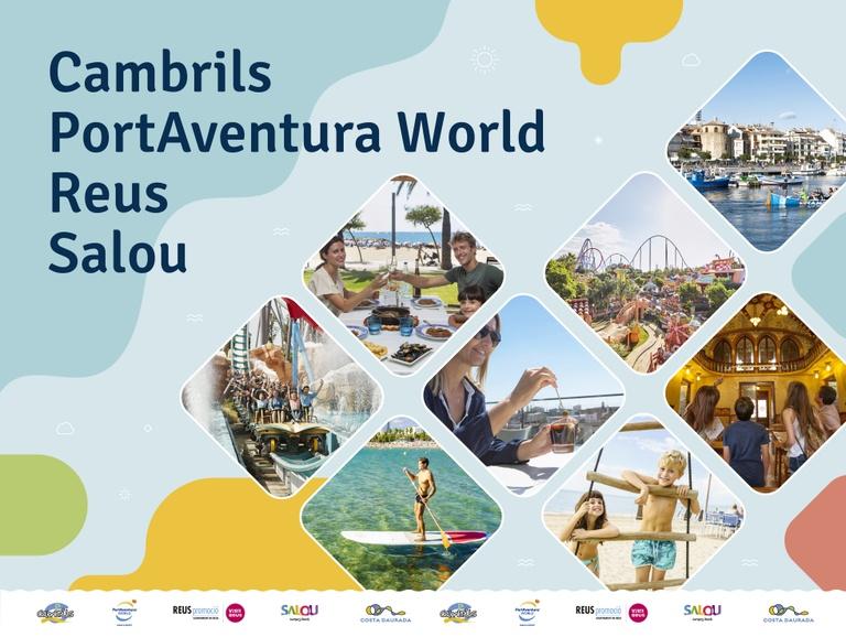 Salou, Cambrils, Reus i Portaventura World donen a conéixer la seva oferta a Sevatur: la fira de les vacances del País Basc